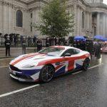 GREAT Union Jack Aston Martin Vanquish