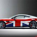 Love Great Britain Aston Martin Vanquish