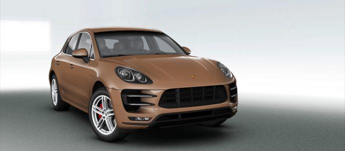 2014 Porsche Macan Online Configurator Launched