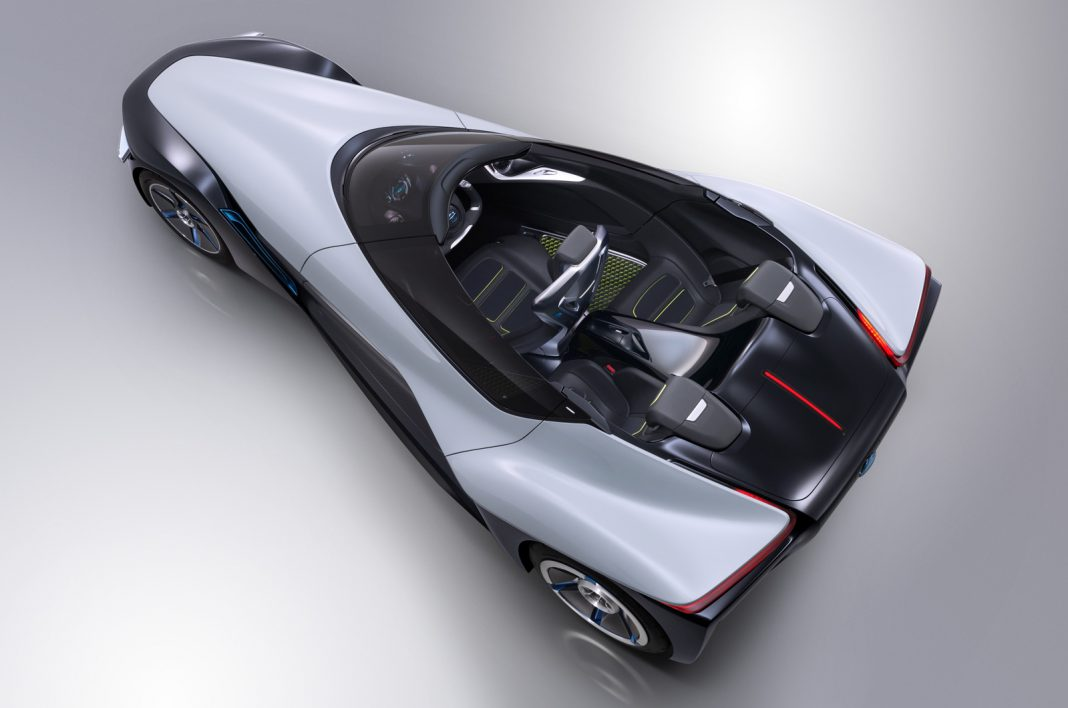 Official: All-Electric Nissan BladeGlider Concept