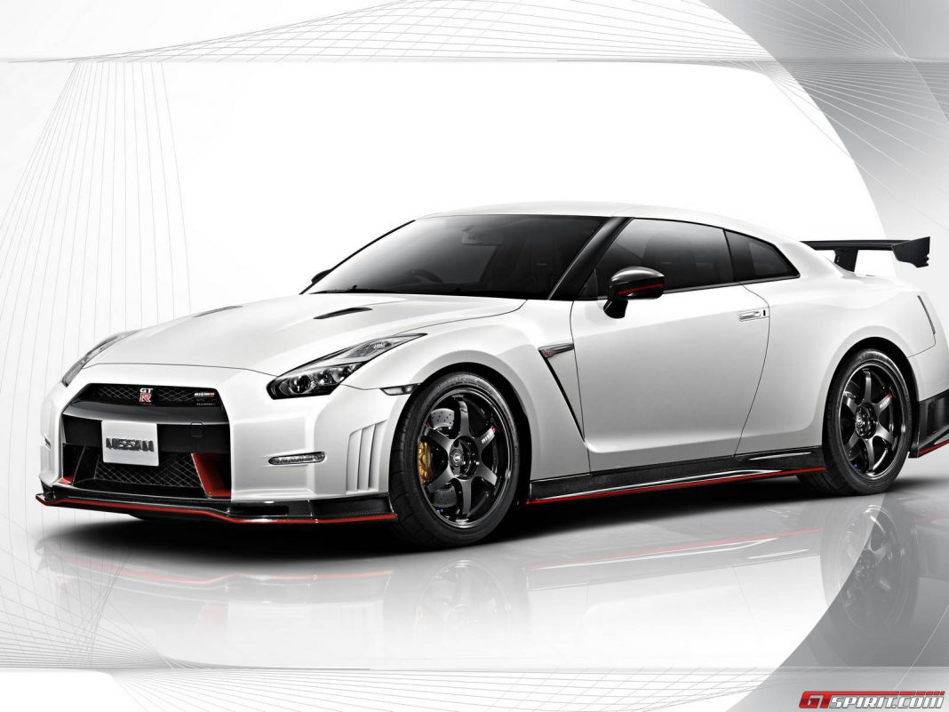 Not all 2014 Nissan GT-R Nismos Can Lap Nurburging in 7:08