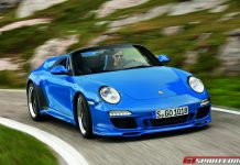 Porsche Could Create a Porsche 991-Series Speedster