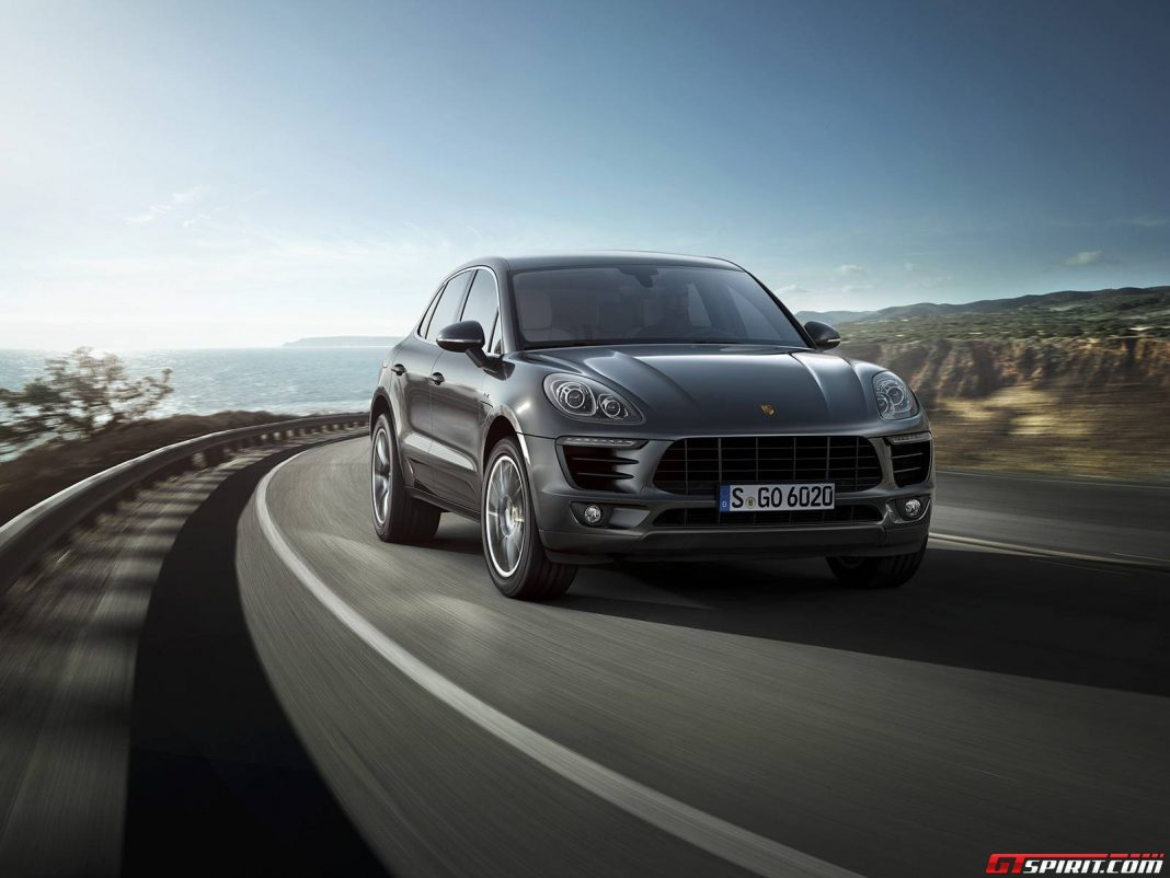 Official: 2014 Porsche Macan