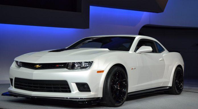 Chevrolet Camaro Won't Following Mustang Turbocharging Yet