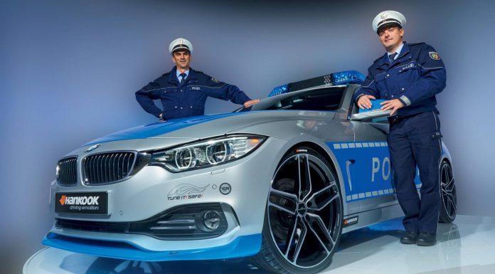 Tune it Safe Police BMW 428i by AC Schnitzer