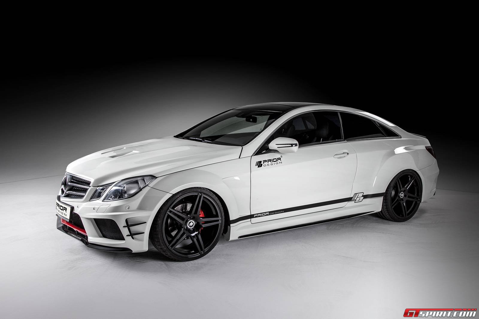 Prior Design Mercedes E-Class Coupe PD850 Black Edition - GTspirit