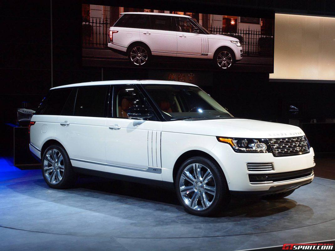 Range Rover Long-Wheelbase Autobiography Black