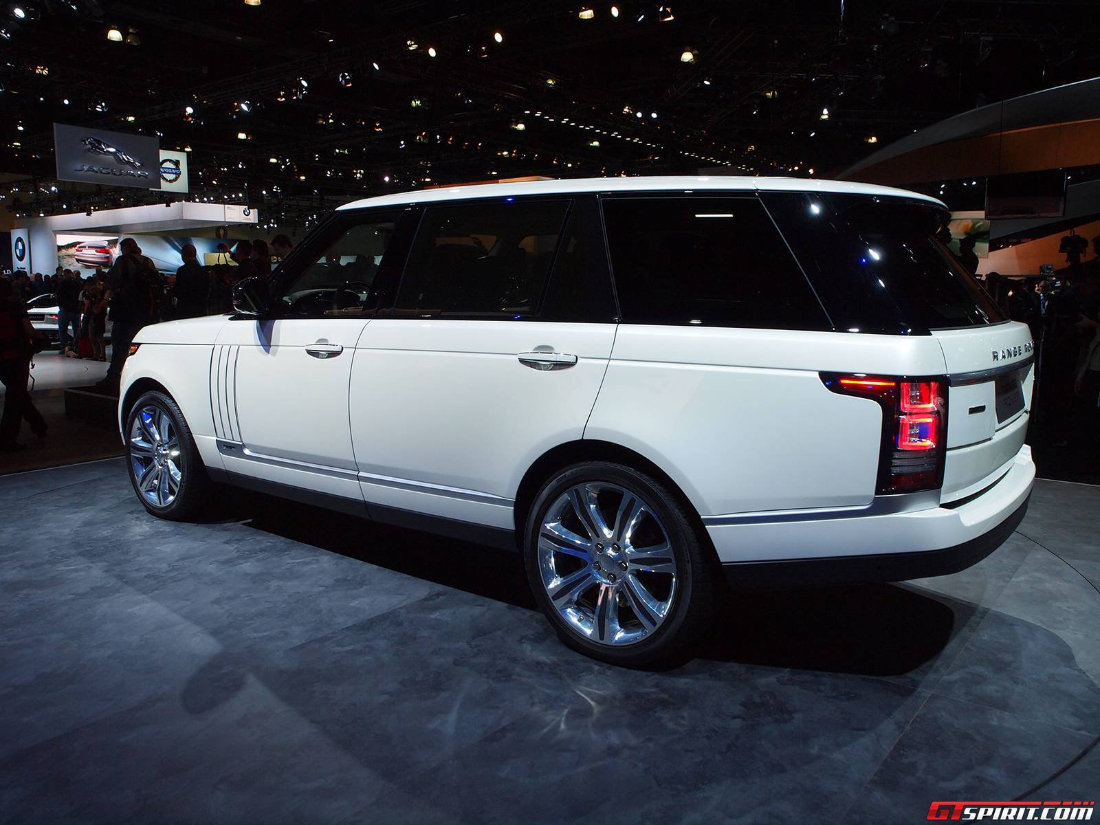 Los Angeles 2013 Range Rover Long Wheelbase Autobiography