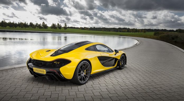 First McLaren P1 in Dubai to Arrive This Week; About 40 More on the Way