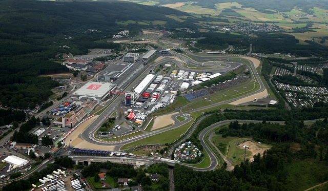 ADAC Eliminated From Bidding Process For Nurburgring