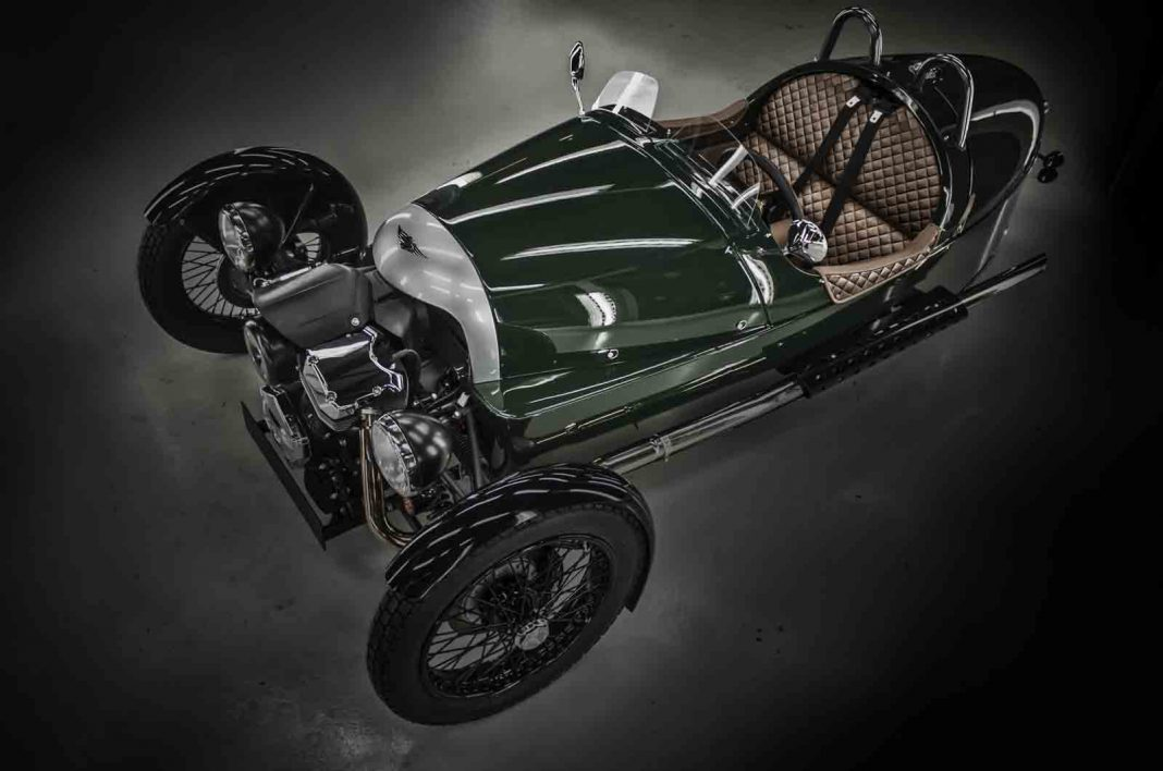 Official: 2014 Morgan 3 Wheeler
