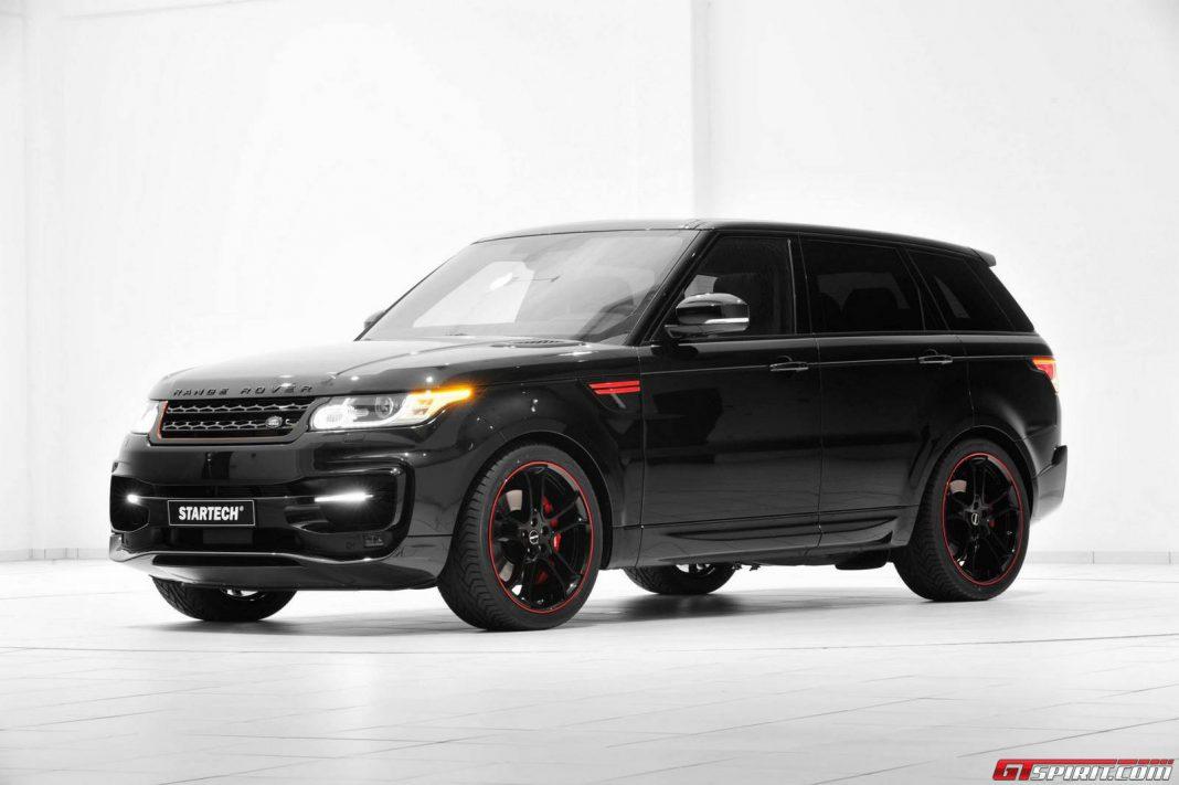 Official: Startech Range Rover Sport