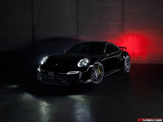 TechArt Porsche 991 Turbo