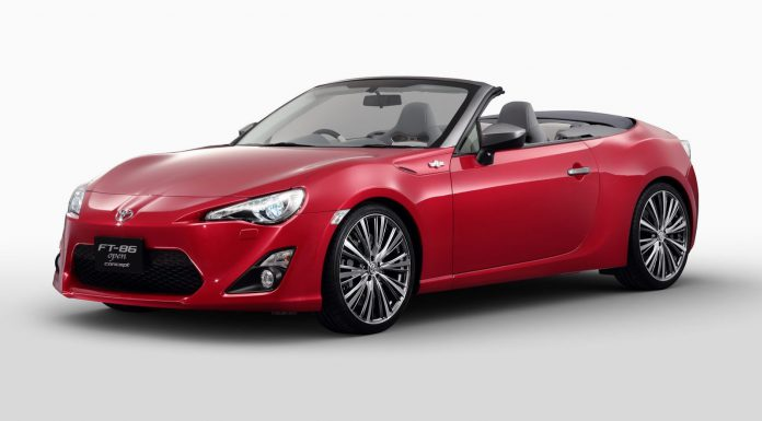 Toyota GT86 Convetible Will Require Complete Redesign