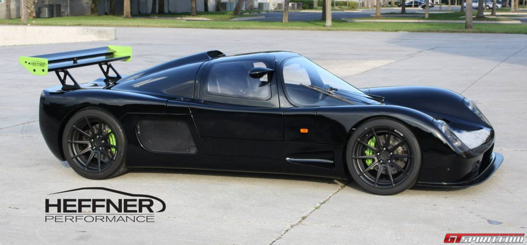 1000hp Twin Turbo Ultima GTR by Heffner Performance