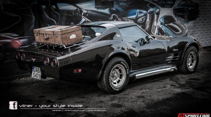1976 Chevrolet Corvette Stingray C3 by Vilner