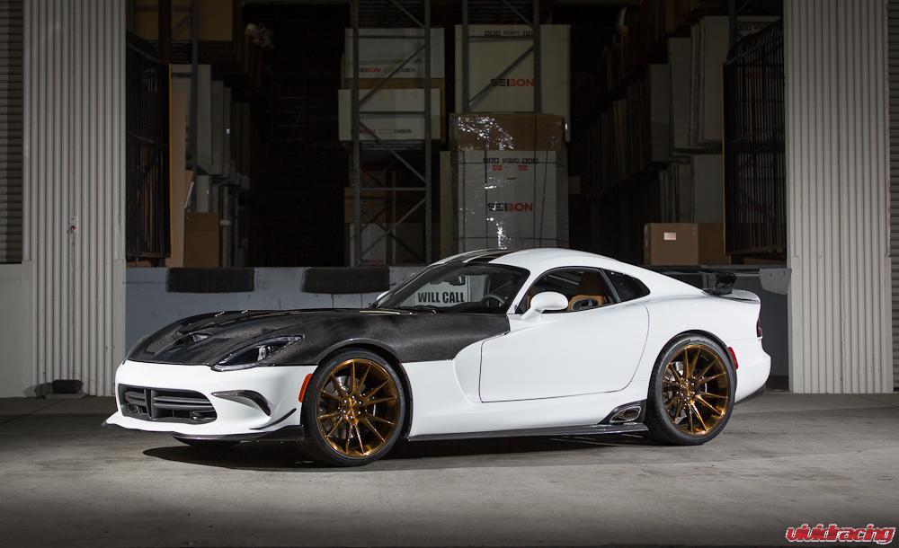 2013 SRT Viper by Vivid Racing Previewed Ahead of SEMA