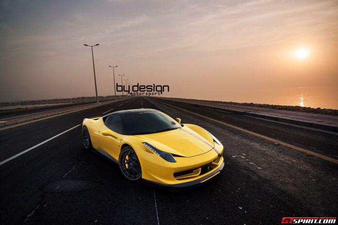 Vorsteiner Ferrari 458 Italia by ByDesign Motorsports