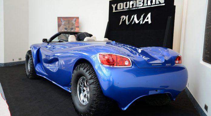 Los Angeles 2013: Youabian Puma