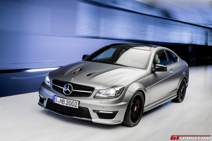 Next Mercedes-Benz C63 AMG to Receive 4.0-liter Twin-Turbo V8