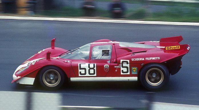 Ferrari Boss Luca di Montezemolo Speaks on Le Mans Comeback