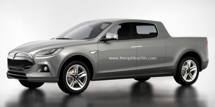 This is How a Tesla Pickup Could Look