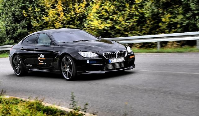 BMW M6 Gran Coupé by AC Schnitzer is fastest BMW in Nardò