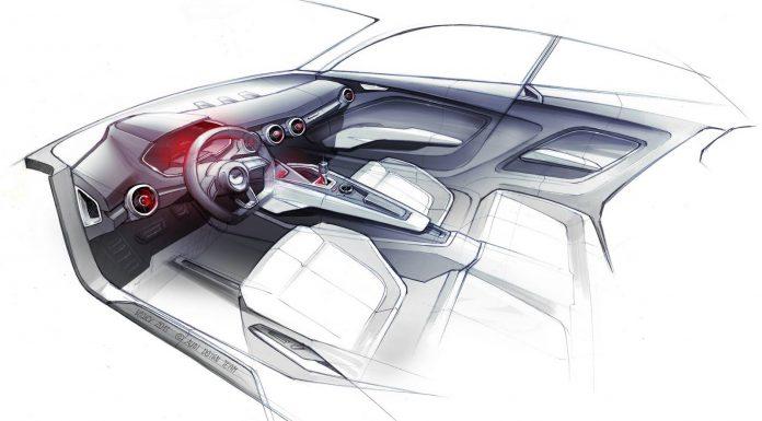 Audi Allroad Shooting Brake Concept Teased Before Detroit Debut