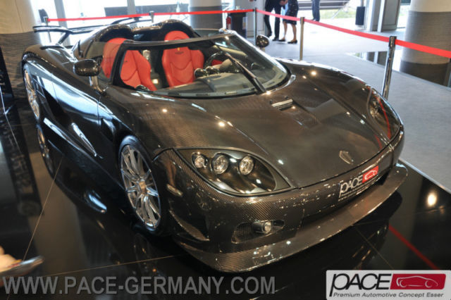 1 of 6 Koenigsegg CCX for Sale Courtesy of Pace Germany