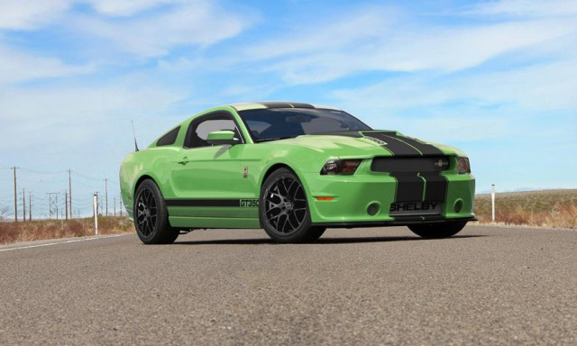 2015 Shelby Mustang GT350 Could Replace GT500