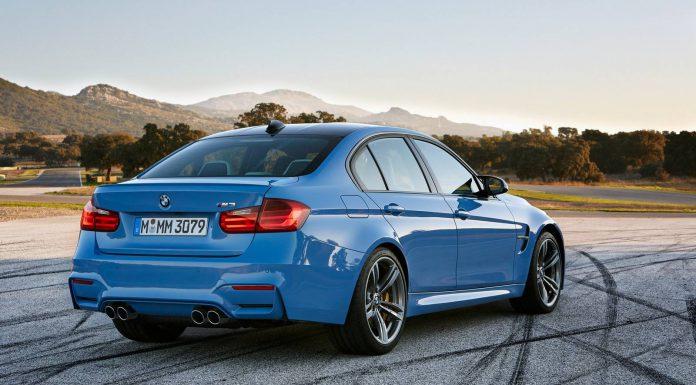 Leaked: 2014 BMW M3