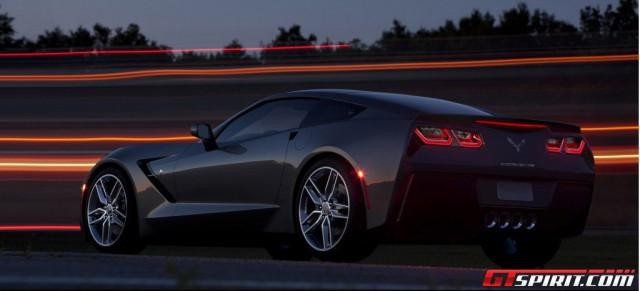2015 Corvette Stingray to Receive Eight-Speed Automatic