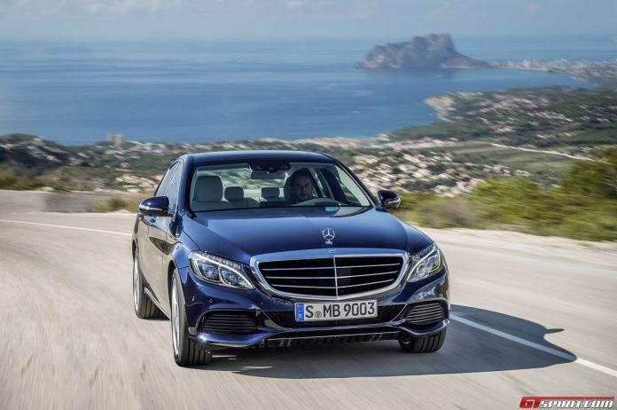 2015 Mercedes-Benz C-Class Priced From $39k in U.S.