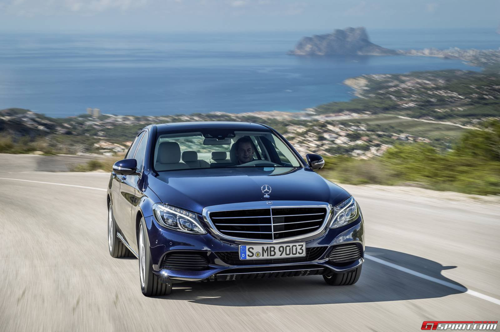 2014 mercedes benz c class was revealed all around the new c class is. Cars Review. Best American Auto & Cars Review
