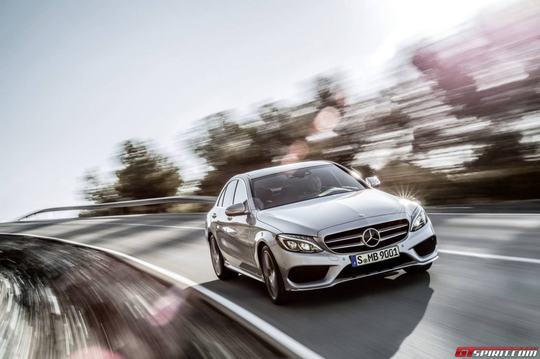 Mercedes-Benz C250, AMG Line