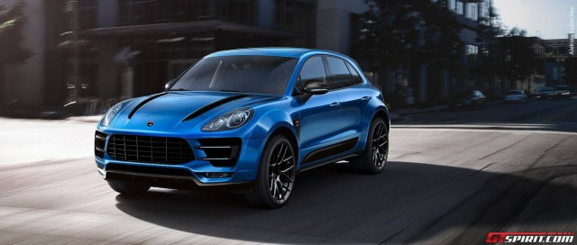 Preview: 2014 Porsche Macan by TopCar