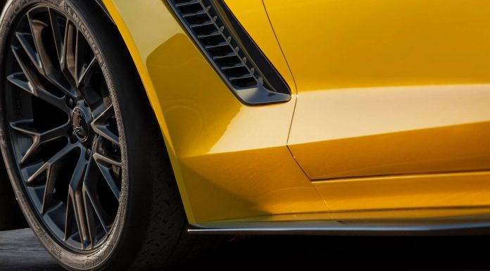 2015 Corvette Z06 to Make Debut at Detroit 2014