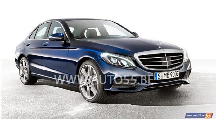 More 2015 Mercedes-Benz C-Class Images Leak Online