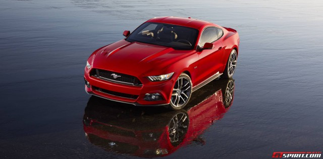 First 2015 Ford Mustang to be Auctioned by Barrett-Jackson