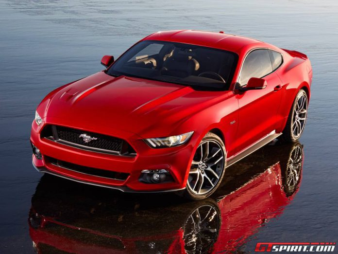 2015 Ford Mustang Could Feature Burnout Control System