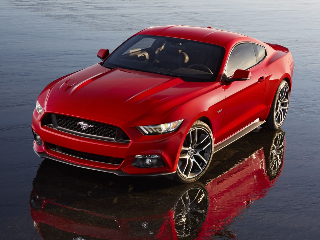 2015 Ford Mustang Leaked Again Prior to Reveal