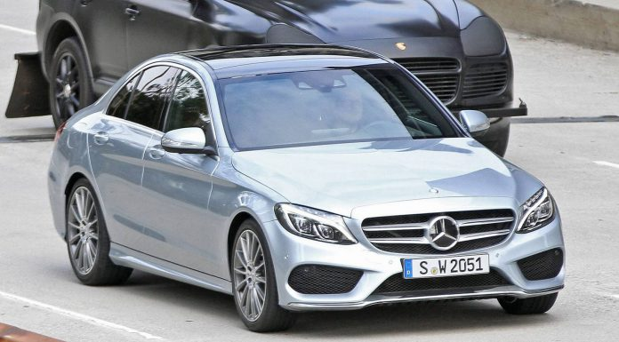 Next-Generation Mercedes-Benz C-Class to Debut on December 16th