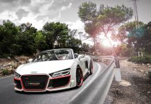 Official: Audi R8 V10 Plus Spyder by REGULA Tuning