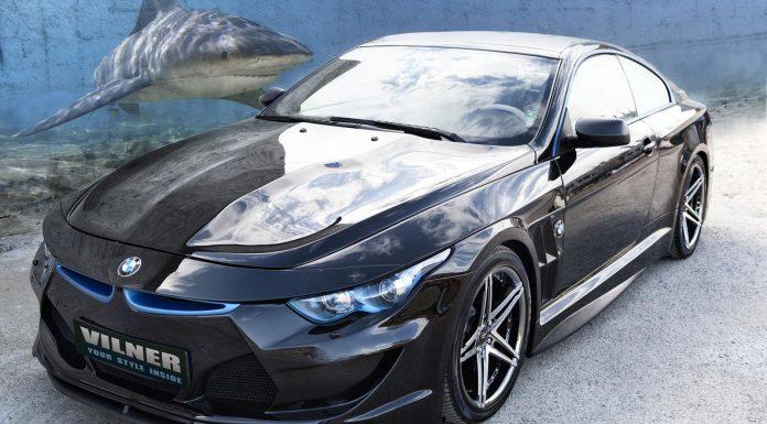 Official: BMW 6-Series Bullshark by Vilner
