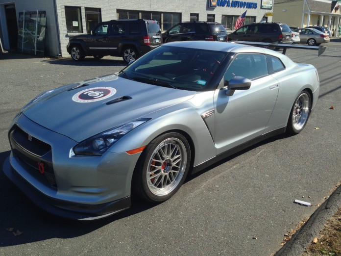 How About A $219,000, 1300+hp Nissan GT-R?