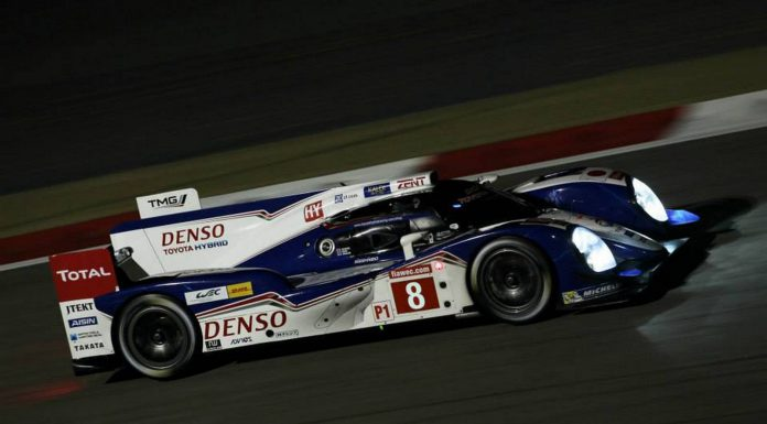 FIAWEC 6 Hours of Bahrain