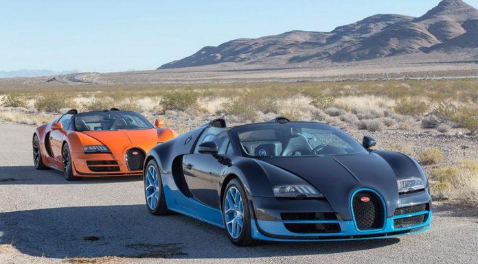 Bugatti Launches North American Dynamic Drive Experience