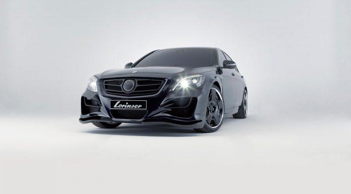 Official: 2014 Mercedes-Benz S-Class by Lorinser