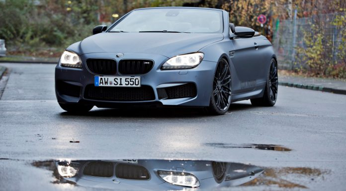 Official: 2014 BMW M6 Cabriolet by BBM Motorsports
