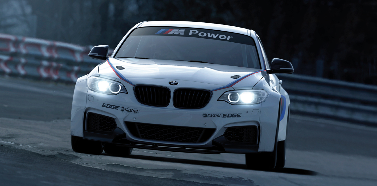 Official BMW M235i Racing